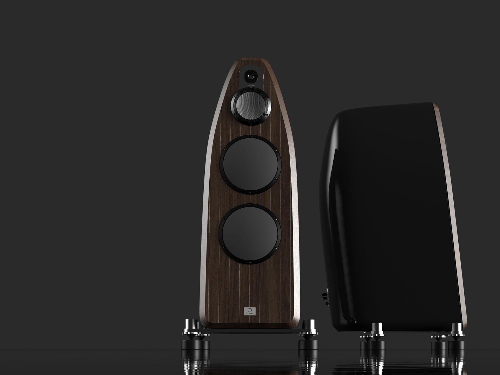 Coltrane 3 Speakers